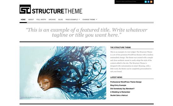 WP3 Ready Themes