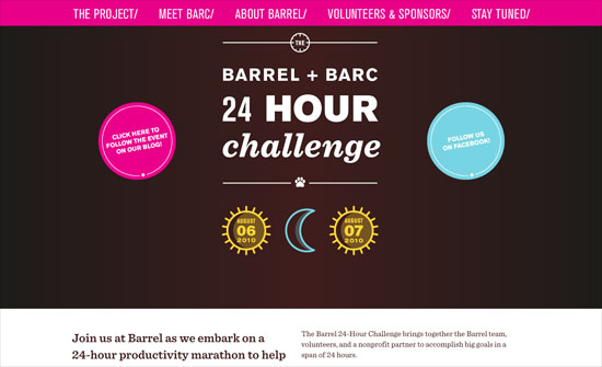Barrel + BARC | 24 Hour Challenge