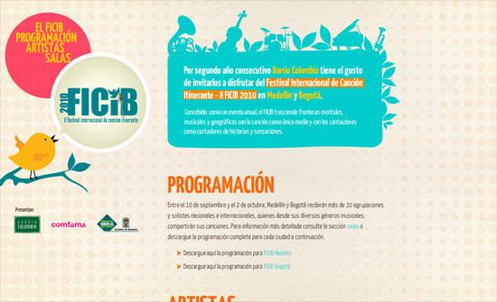 Festival Internacional de Canción Itinerante