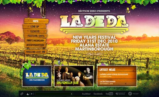 La De Da New Years Festival
