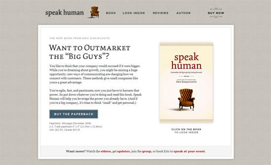 Speak Human
