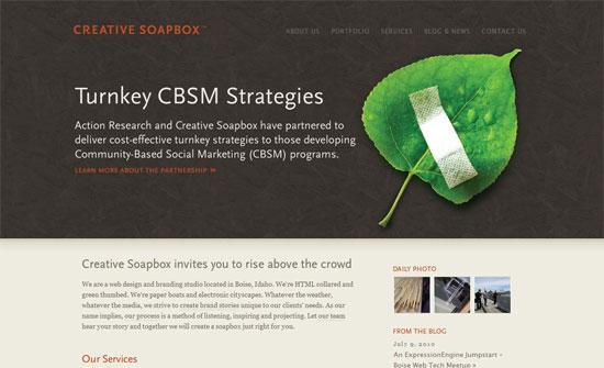 Creative Soapbox