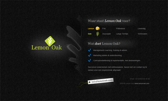 Lemon Oak