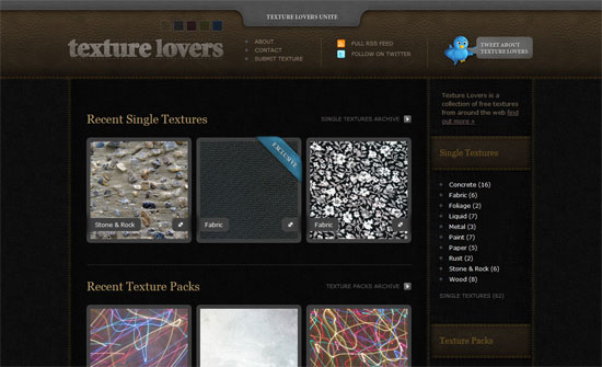 Texture Lovers