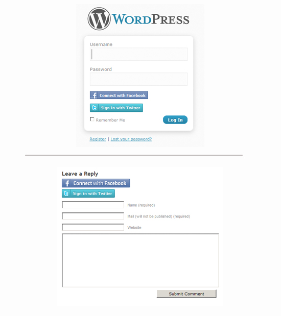 WordPress Comment Plug-in