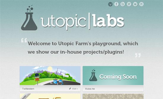Utopic Farm's Experience Labs