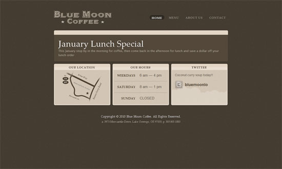 Blue Moon Coffee Lake Oswego
