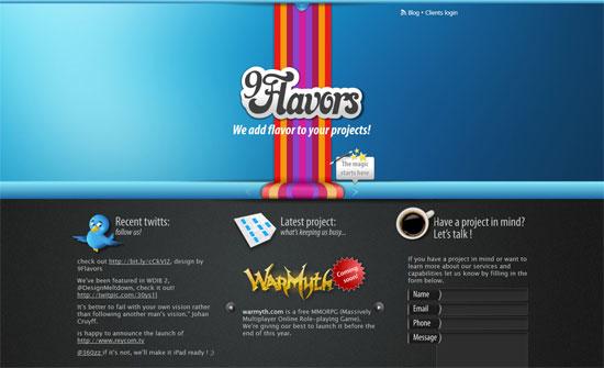 NineFlavors.com