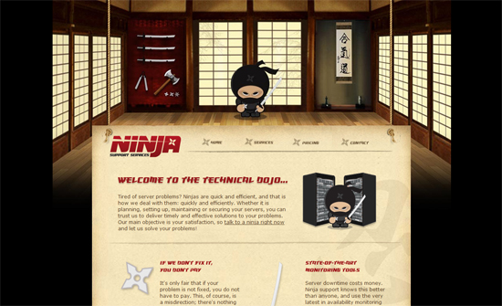 Ninja Support Services