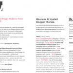 The Best White Minimal WordPress Themes – Part 2