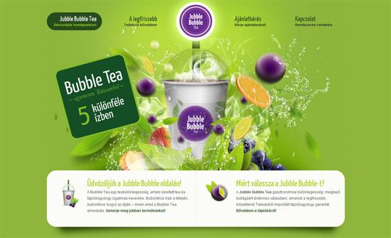 Jubble Bubble Tea
