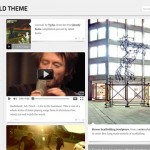Tumblr Themes Grey and White Edition