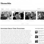 WordPress Themes 2011 White Edition