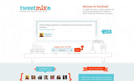 Tweetmix