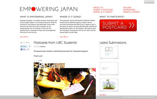 Empowering Japan