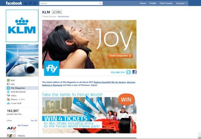 Facebook Pages Design