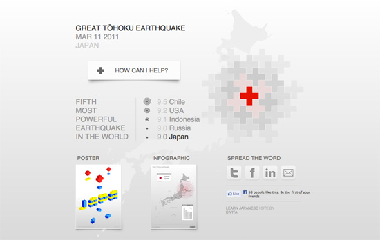 Great Tohoku earthquake