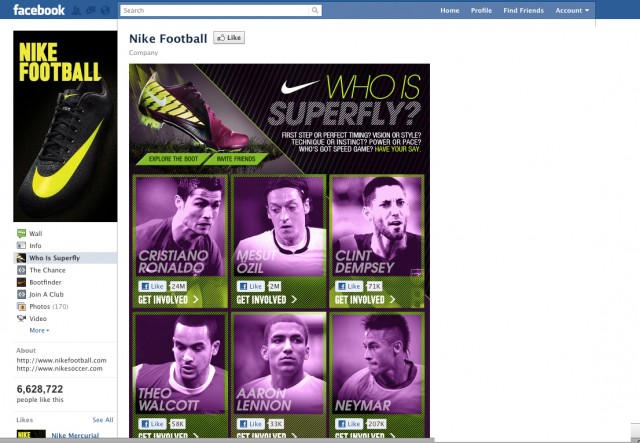 Facebook Pages Design