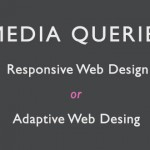 Media Queries and the Thoughts Behind It