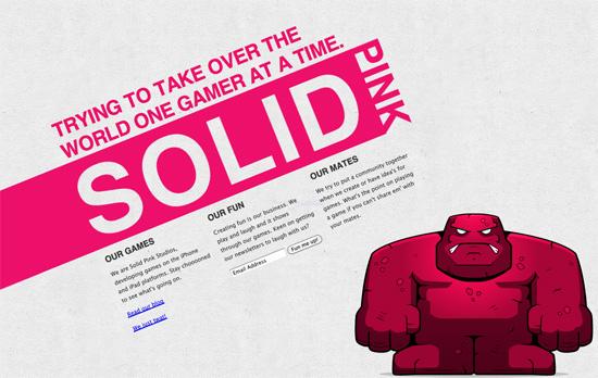 Solid Pink Studios