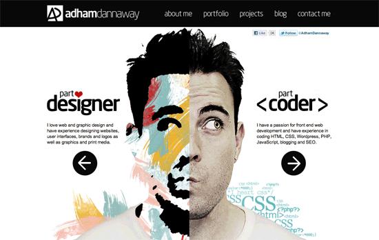 Adham Dannaway website