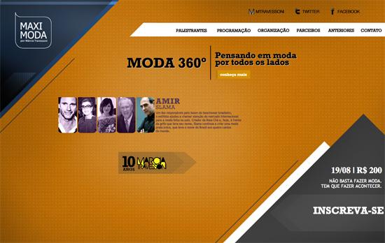 Maxi Moda 2011 website