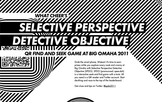 Selective Perspective Detective Objective website