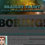 Bradley Taunt website