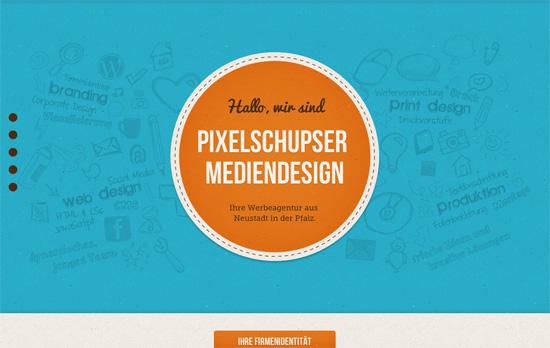 Pixelschupser website