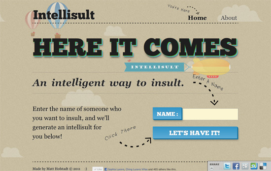 Intellisult website