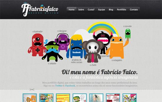 Fabricio Falco website