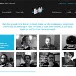Build 2011 website