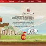 Falanxia website