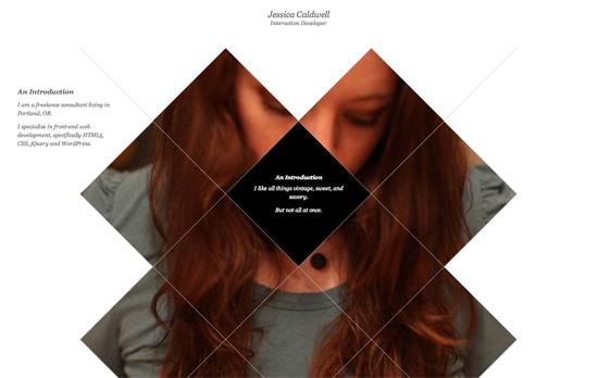 Jessica Caldwell's website