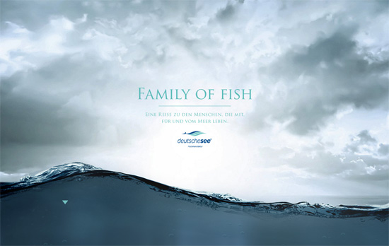 Family of Fish website