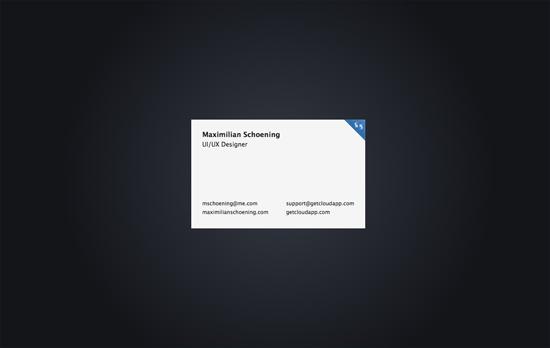Maximilian Schoening's website