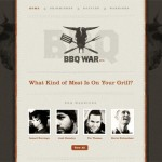 BBQWar website