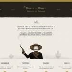 Colin Grist's website