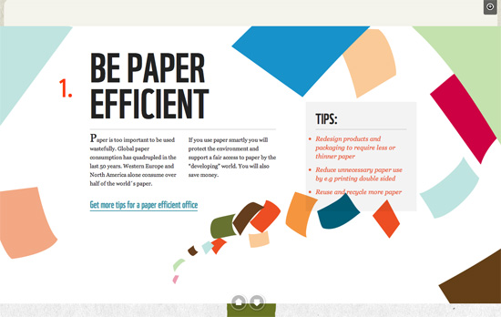 6 Steps to Responsible Paper Purchasing website