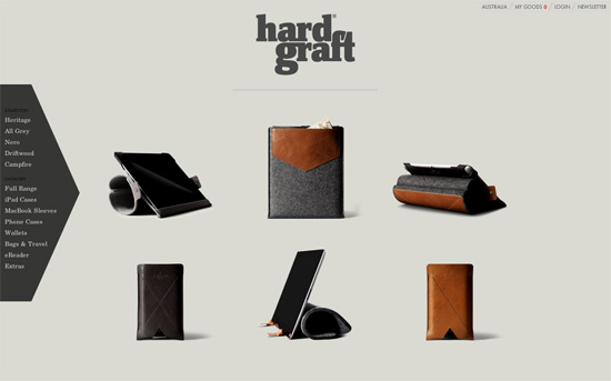 hard graft website