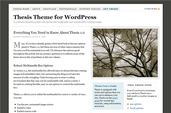 thesis diy tutorials Diy themes support thesis theme tutorials, resources and help ask to join thesis theme tutorials, resources and help thesis skins.