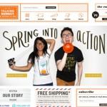 Talking Donkey Shop website
