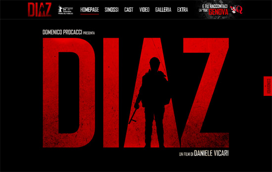 Diaz - Don't clean up this blood website