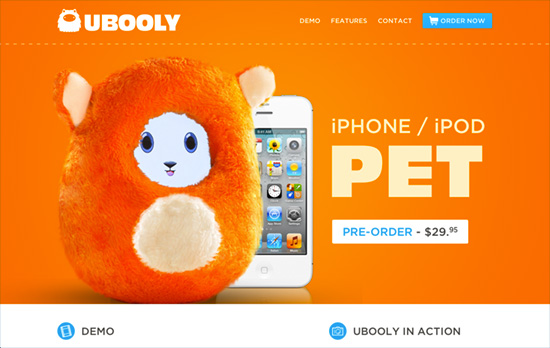 Ubooly website
