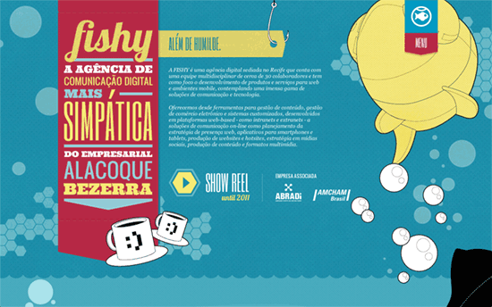Fishy website