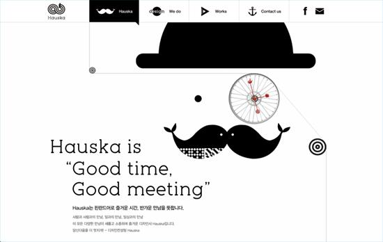 Hauska! website