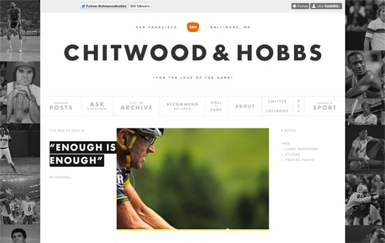 Chitwood & Hobbs website