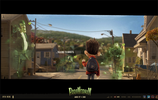 ParaNorman website