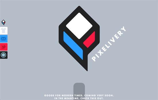 Pixelivery website