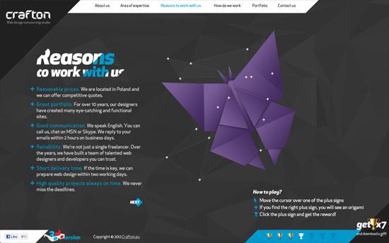 Crafton website
